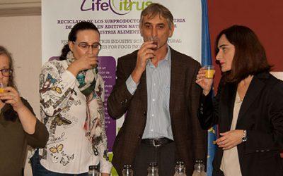 Sostenibilidad: AMC Innova, en la rueda de prensa del programa de investigación LIFECITRUS