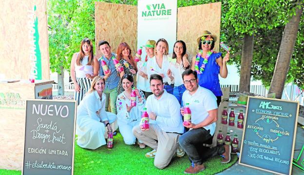 AMC celebra el día mundial del zumo