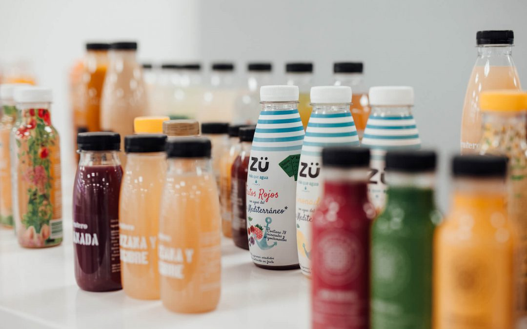 AMC Natural Drinks appears on television as an example of sustainability