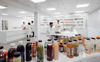 AMC Natural Drinks duplica sus ventas en 5 años y supera ya los 600 millones