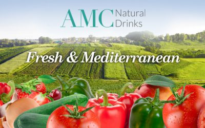 The Gazpacho from AMC Natural Drinks: fresh, healthy and ready to enjoy